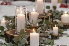 Ostetaan: Ostetaan kuvanmukaisia lasisia kynttiläpurkkeja