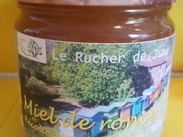 Les miels : Miel de Ronce