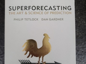 Selling with online payment: Superforecasting - The Art & Science of Prediction