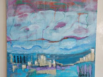 Sell Artworks: Liquid Sky