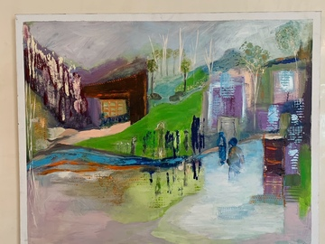 Sell Artworks: The River