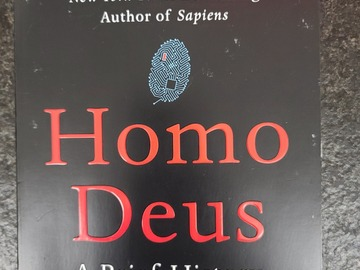 Selling with online payment: Homo Deus