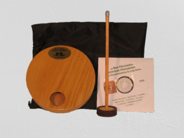 "Selling with online payment: American percussion's 6"" Standard Travolette ( Will Ship )"
