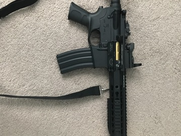 Selling: Full metal full/semi auto rifle