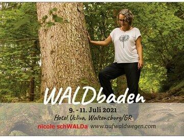 Workshop Angebot (Termine): WALDbaden
