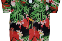 Liquidation/Wholesale Lot: Hawaiian Shirts Wholesale Lot of 36