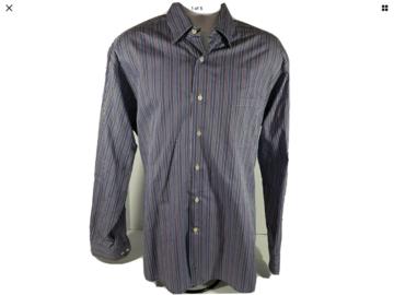 Liquidation/Wholesale Lot: Wholesale Lot of Men's Shirts Button Front Long Sleeve 16