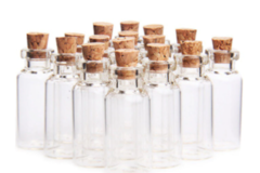 Selling products with online payment: 3ml Small Wish Bottles