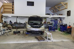 Daily: HEATED PRIVATE GARAGE WORKSHOP - Chelmsford, MA