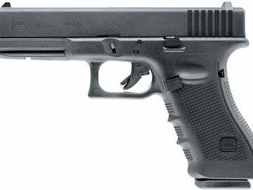 Selling: Glock 17 elite force
