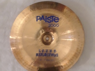 """Selling with online payment: Paiste 2000 Sound Reflections 14"""" China Type Cymbal"""