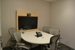 Meeting Room - bookable per hour: 5 Person Meeting Room in Sydney CBD