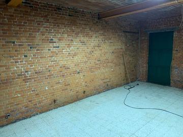 .: Nevelstralen muur | gepost door een particulier