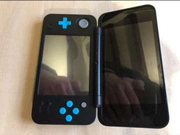 À vendre: Nintendo 2xl a réparer