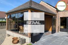 .: Staal & co | Staalconstructies | Wij spreken uw staal!