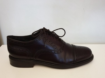 Selling with online payment: Berwick 1707 Semi brogue UK 7.5