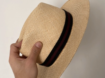 Online payment: Panama hat - Atelier Theodore 57/58cm
