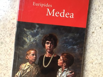 Selling with online payment: Medea by Euripides (Greek Drama)