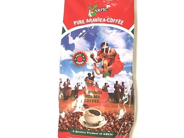 Selling products with online payment: Burundi Ngoma Coffee