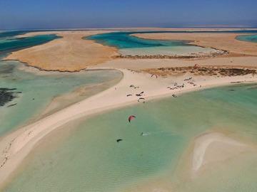 Travel & Excursions: 7-Day Luxury Kite Safaris on the Red Sea