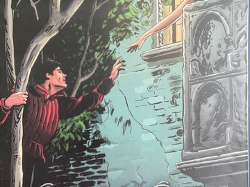 Selling with online payment: Romeo and Juliet - The Graphic Novel