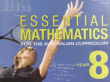 Selling with online payment: Essential Mathematics for the Australian Curriculum - Year 8