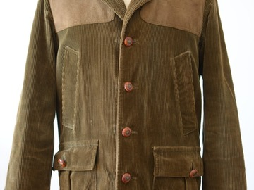 Selling with online payment: INVERTERE hunting jacket