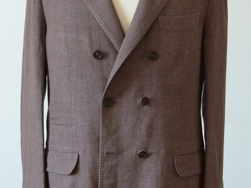 Selling with online payment: BRUNELLO CUCINELLI linen jacket
