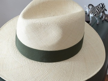 Selling with online payment: HOLLAND & HOLLAND panama hat