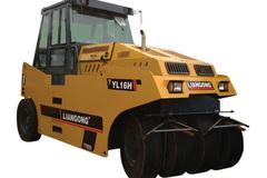 En alquiler: Compactador Neumático Liangong YL16 (16Tn)