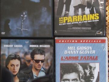 Vente: Lot n° 2 de 4 DVD divers