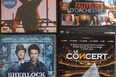 Vente: Lot n° 1 de 4 DVD divers