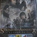 """Vente: Double DVD """"Le Seigneur des Anneaux"""" - Le retour du roi - NEUF"""