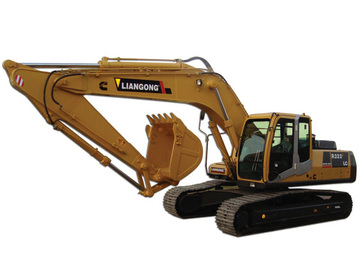 En alquiler: Excavadora Liangong R323 (23 Tn)