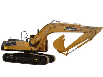En alquiler: Excavadora Liangong R330 (30 Tn)