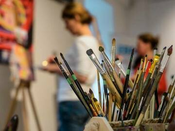 Workshop Angebot (Termine): Offenes Malatelier