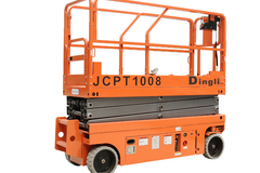 En alquiler: Plataforma Tijera Dingli JCPT1008HD (10m)