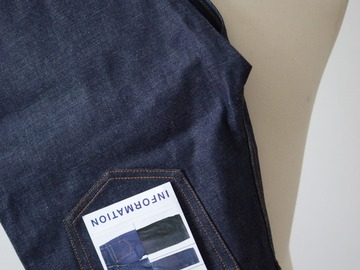 """Selling with online payment: A.P.C """"New Standard"""" denim (36) NEW!"""