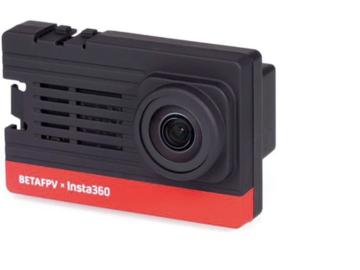 Vermieten: BetaFPV und Insta360 SMO 4K Cam