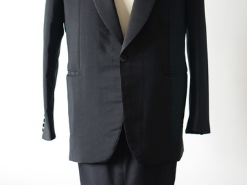 Selling with online payment: CHARVET bespoke tuxedo