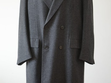 Selling with online payment: CHARVET overcoat