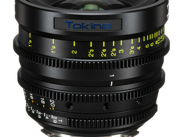 Vermieten: Tokina ATX 11-20mm T2.9