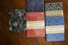 Liquidation/Wholesale Lot: Handmade Paper Journals