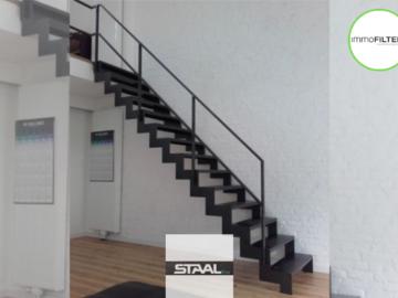 .: Trap | door Staal & co