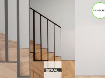 .: Leuning | door Staal & co