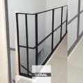 .: Balustrade | door Staal & co