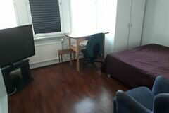 Renting out: 21m2 Työhuone (+WC ja keittiö) Herttoniemenrannassa
