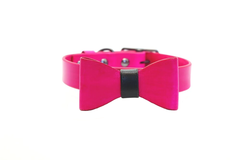 Selling: Pink Large Dog Collar & Bow