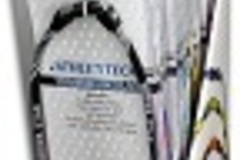 Liquidation/Wholesale Lot: 1  Display Of 12 Athletic Titanium Power Necklace