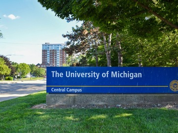 Monthly Rentals (Owner approval required): University of Michigan, Covered Parking Spots on Central Campus